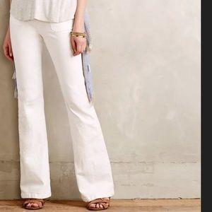 NWT Anthropologie Pilcro Superscript Flare Jeans